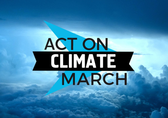 Creative Director, Act on Climate March, Greenpeace Canada