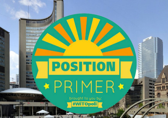 Project Lead, Women in Toronto Politics