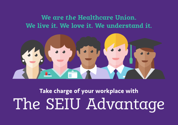 Creative Director, Take the First Step, SEIU Healthcare