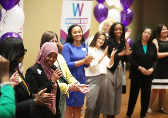 Co-Founder & Program Director, Women Win TO