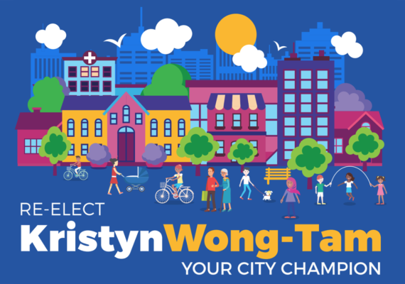 Campaign Director, Kristyn Wong-Tam's Election Campaign, Toronto Centre